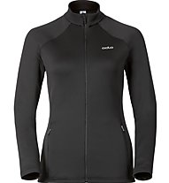 Odlo Layer Snowboard Damen-Fleecejacke, Black