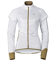 Odlo Loftone PrimaLoft Jacket W's, White/Dull Gold