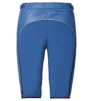 Odlo Loftone PrimaLoft Shorts Pantaloni corti Alpinismo, Directoire Blue/Odlo Graphite Grey