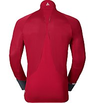 Odlo Logic Zeroweight Jacke, Jester Red
