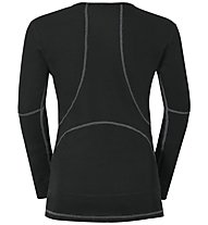 Odlo Longsleeve Crew Neck X-Warm, Black