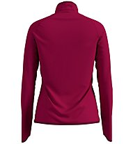 Odlo Carve Ceramiwarm Midlayer - Fleecejacke - Damen, Red