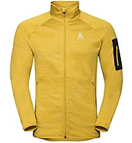 Odlo Midlayer Steam - Fleecejacke - Herren, Yellow