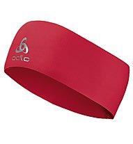 Odlo Move Light - fascia paraorecchie, Light Red