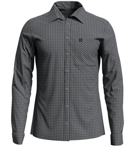 ODLO Mens Nikko Check Shirt