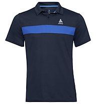 Odlo Nikko Light Polo - Poloshirt Bergsport - Herren, Blue