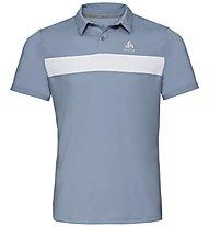 Odlo Nikko Light Polo - Poloshirt Bergsport - Herren, Light Blue