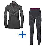 Odlo Set intimo Odlo Blackcomb Evolution maglia con facemask+pantalone
