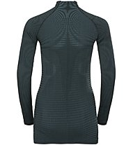 Odlo Futureskin Suw Top CN LS - Funktionsshirt Langarm - Damen, Dark Green