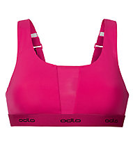 Odlo Padded Medium - reggiseno sportivo, Pink