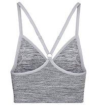 Odlo Padded Seamless Soft 2.0 - Sport-BH leichte Stützung - Damen, Light Grey