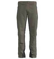 Odlo Val Gardena CeramicWarm - pantaloni trekking - uomo, Brown