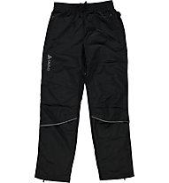 Odlo Pants Windshell - Pantaloni Running, Black