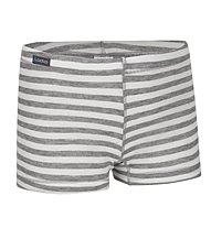 Odlo Panty Light Girl, Grey Melange/White
