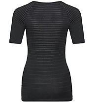 Odlo Performance Light Suw - maglietta tecnica - donna, Black