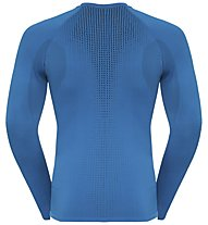 Odlo Performance Warm CN LS - Funktionsshirt Langarm - Herren, Light Blue