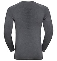 Odlo Performance Warm Eco Baselayer - Langarmshirt - Herren, Grey