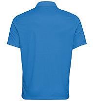 Odlo Cardada - Poloshirt Wandern - Herren, Light Blue/Grey