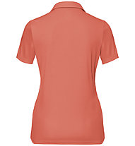 Odlo Cardada - Poloshirt Wandern - Damen, Orange