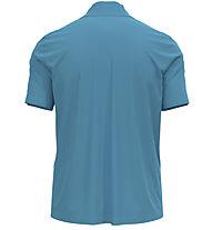 Odlo S/S Cardada - Poloshirt - Herren, Light Blue