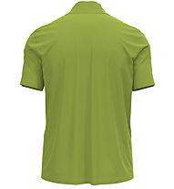 Odlo S/S Cardada - Poloshirt - Herren, Green