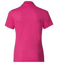 Odlo Kalmit - Poloshirt Wandern - Damen, Pink