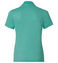 Odlo Kalmit - Poloshirt Wandern - Damen, Green