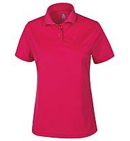 Odlo Malaga Poloshirt Damen, Rose Red