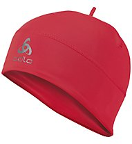 Odlo Polyknit - Langlaufmütze, Light Red
