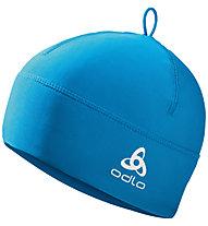 Odlo Polyknit - Langlaufmütze, Light Blue