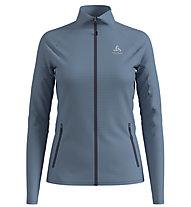 Odlo Proita - Fleecejacke Bergsport - Damen, Light Blue