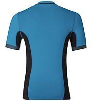 Odlo Ceramicool Pro - Laufshirt - Herren, Blue/Black