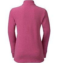 Odlo Roy Kids Midlayer 1/2 Zip - Fleecepullover - Kinder, Pink