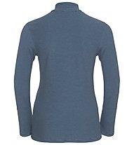 Odlo Roy - maglia in pile - donna, Light Blue