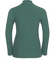 Odlo Roy - maglia in pile - donna, Dark Green