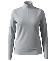 Odlo Roy Midlayer 1/2 - Skipullover - Damen, Light Grey
