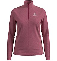 Odlo Roy Midlayer 1/2 - Skipullover - Damen, Dark Red