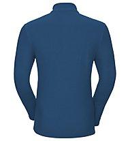 Odlo Roy Midlayer 1/2 Zip - Fleecepullover - Herren, Light Blue