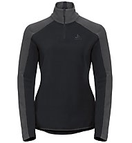 Odlo Royale - Skipullover - Damen, Black/Grey