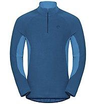 Odlo Royale - Skipullover - Herren, Light Blue/Blue