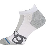 Odlo Running Low Cut - Running-Socken kurz - Herren, White