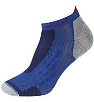 Odlo Running Low Cut - calzini corti running - uomo, Blue