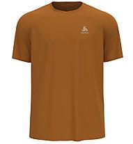 Odlo S/S Crew Neck Cardada - T-Shirt - Herren, Orange