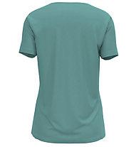 Odlo S/S Crew Neck F-Dry PR - T-Shirt - Damen , Light Blue
