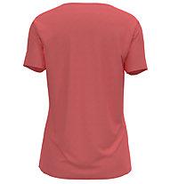 Odlo S/S Crew Neck F-Dry PR - T-Shirt - Damen , Pink