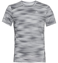 Odlo S/S Crew Neck Fli Chill Tec - T-Shirt - Herren , Grey