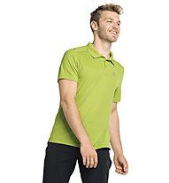 Odlo S/S F-Dry - Poloshirt - Herren , Green