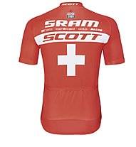 Odlo Scott Odlo Racing Team Replica Radtrikot, Scott Odlo Suisse 2017