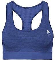 Odlo Seamless Medium Sports Bra - Sport BH - Damen, Blue