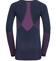 Odlo Winter Specials Performance Evolution Warm - Funktionunterwäsche - Damen, Blue